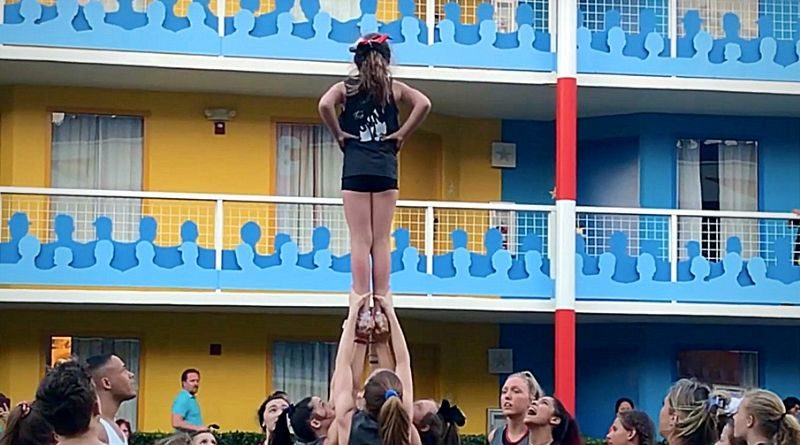 cheerleading tips for flyers