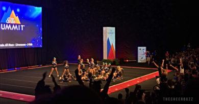 thanks to cheerleading - cheerleading the summit 2019