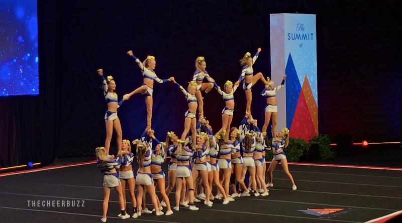 cheerleading myths cheer central suns helios the summit 2019