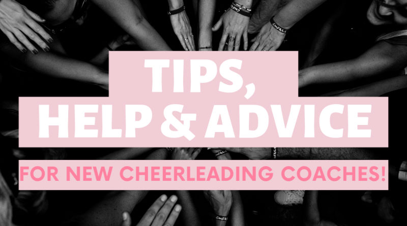 tips for cheerleading coaches