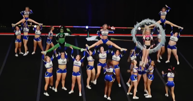 varsity the summit 2019 most watched routines themed routine