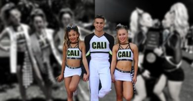 the california allstars smoed uniform poll