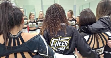 cheercore inc why cheerleading is a good sport for young girls