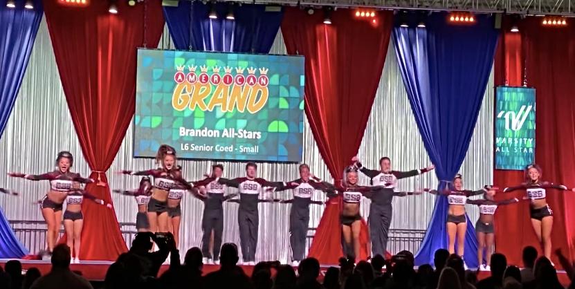 brandon allstars senior black