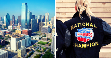 NCA All-star nationals cheerleading 2020 championships