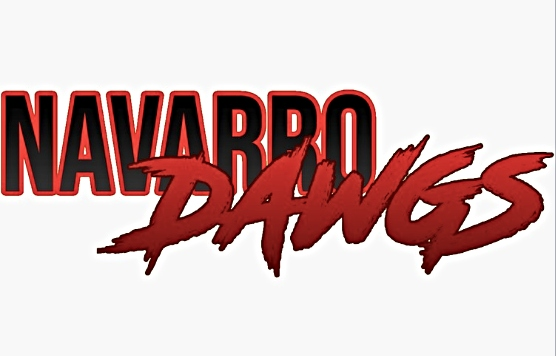 navarro cheer redbubble sticker netflix