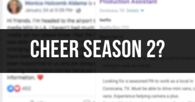 cheer on netflix season 2 rumors