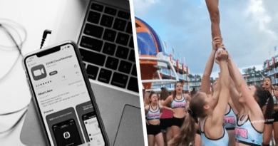 cheerleading virtual practice ideas zoom