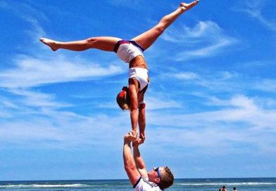 cheerleading strength training for stunting and tumbling