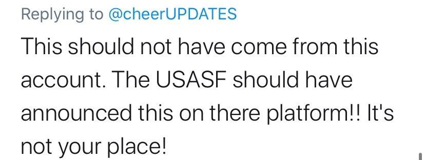 cheer updates the cheerleading worlds 2020 canceled
