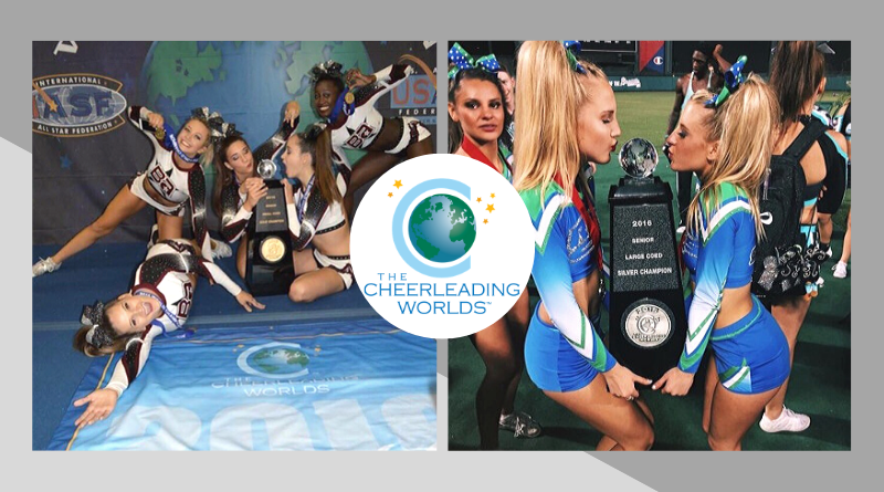 the cheerleading worlds 2019