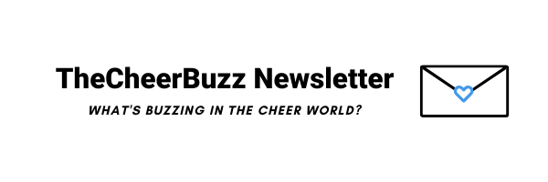 cheerleading newsletter banner thecheerbuzz lowerlevelscheer