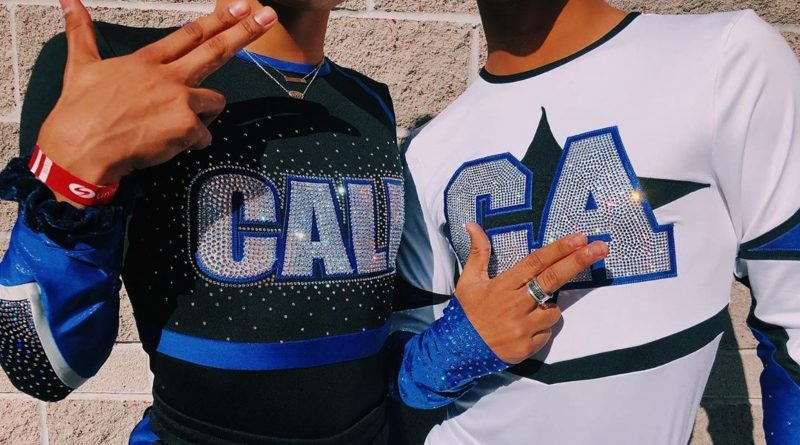 the california allstars uniforms from black ops and ghost recon