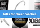 gift ideas for cheerleading coaches