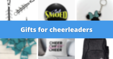 gift ideas for cheerleaders