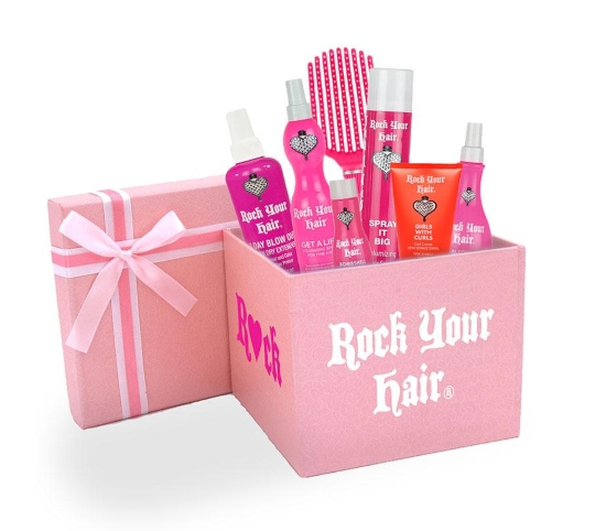 rock your hair cheerleading competition hair products are a gift idea for a cheerleading athlete