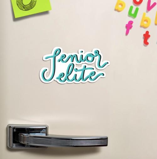 cheer extreme senior elite magnet