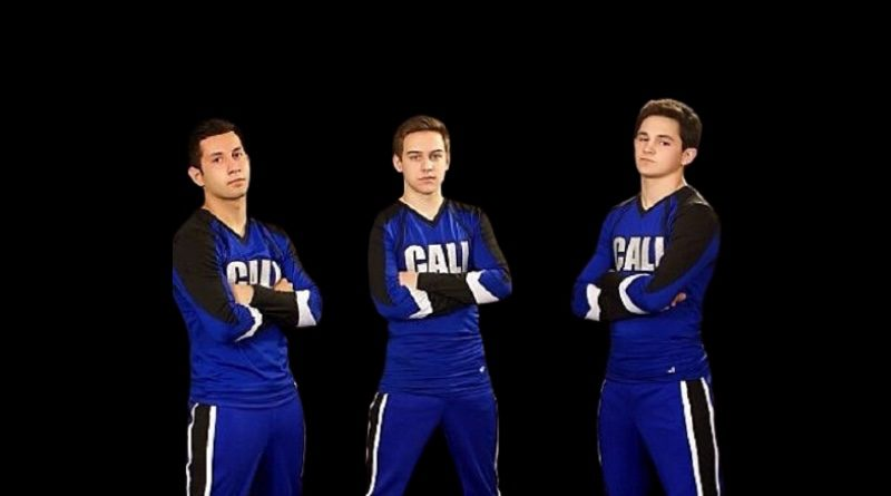 Michaeleddie, joey and Kyle from the California Allstars smoed