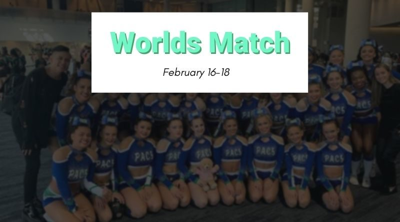 cheermatch online worlds match up level 6 and 7 cheerleading competition