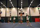 cheerleading coed level 7 from UMC in sweden
