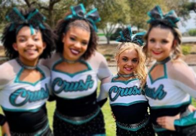 Q&A With Brooklynn Lily From Cheer Extreme Allstars