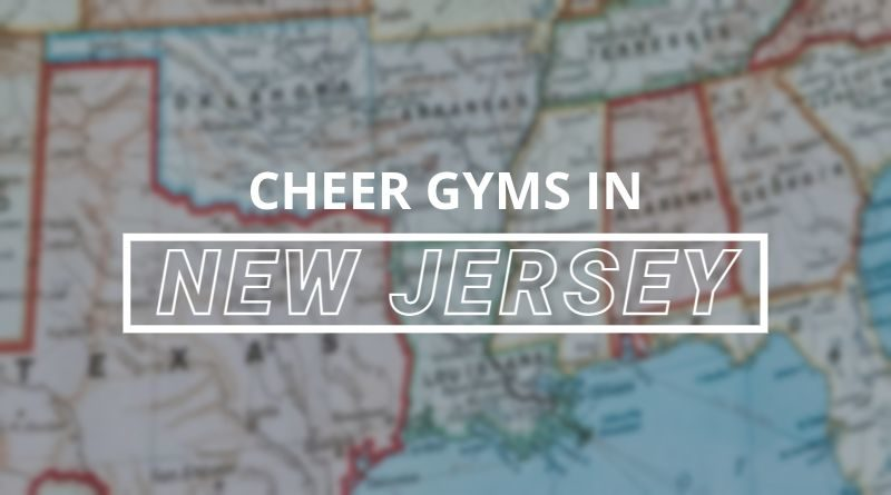 cheerleading gyms in new jersey, USA