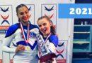 icu cheerleading worlds 2021 championship information featuring team Finland all girl