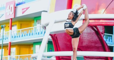 cheerleading tips for summer practices in the heat