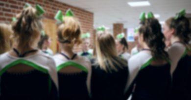 2021-2022 cheerleading season showcase dates